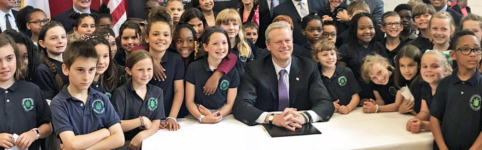 The city is a classroom for Warren-Prescott students